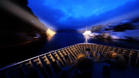 50D 09090 Trollfjord gimp klein