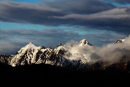 50D 10274 Berge Lofoten gimp klein