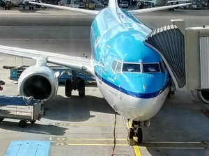 Boing 737 nach Bergen