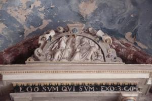 Details am Grab Schönebeck