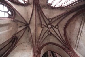 Gewölbe Marienkirche