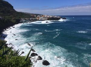 Küsten und Las Aguas