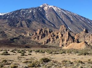 Roques de García vor Teide