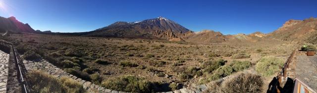 Pico Viejo und Pico del Teide