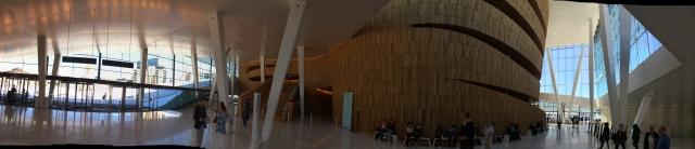 Oper Oslo innen