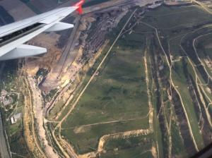 Flug über Gartzweiler