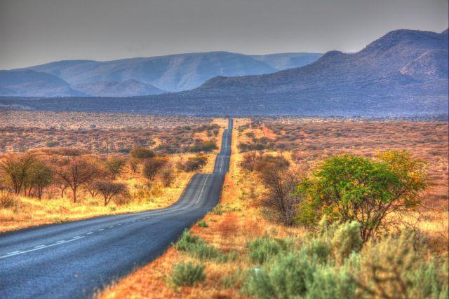 Weites Land - Namibia 2013
