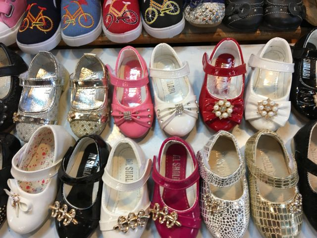 Schuhe in Jerusalem
